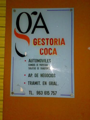 Gestoria Coca