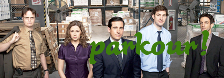 parkour-the-office