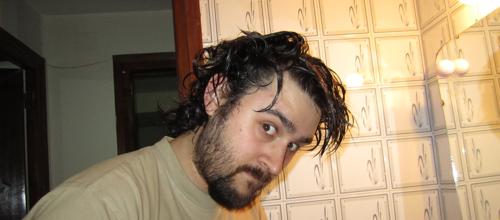 pelo-mojado