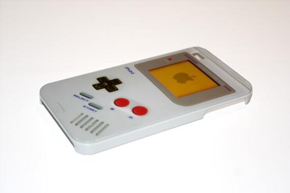 carcasa iphone gameboy