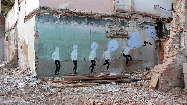 escif mural idea