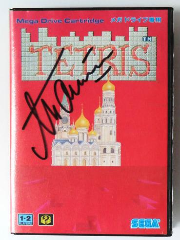 Tetris MegaDrive