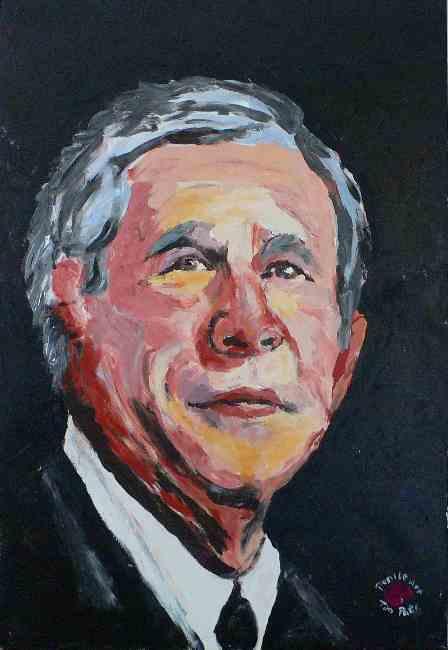 Pricasso Bush