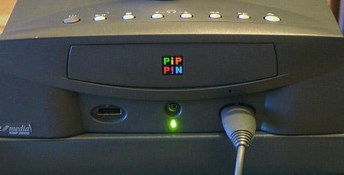 pippin-consola