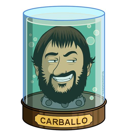 CARBALLO-FUTURAMA